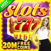 Vegas Slots - Las Vegas Slot Machines & Casino icon