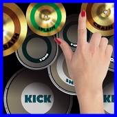 Blue Drum - Drum icon