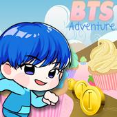KPOP B T S Adventure Run Game icon