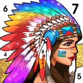 Color by Number - Happy Paint icon