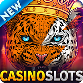 Slots Jaguar King Casino - FREE Vegas Slot Machine icon