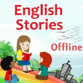 1000 English Stories (Offline) icon
