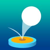 Hop Tile Ball: Jump on Color Rhythm Beat Music 3D icon