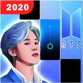 Magic Piano Tiles: BTS Kpop 🎹 icon
