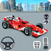 Car Racing Game : Real Formula Racing Adventure icon