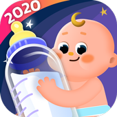 Baby Tracker, Feeding, Diaper Changing for Newborn icon