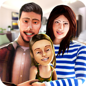 Family Simulator - Virtual Mom Game icon