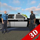 Police Cop Simulator. Gang War icon