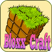 Bloxx Craft Girl icon