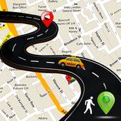 Free GPS Maps icon