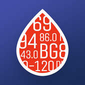 Glucose Buddy Diabetes Tracker icon