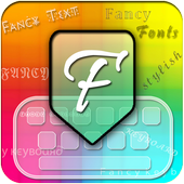 Fancy Stylish Fonts Keyboard icon