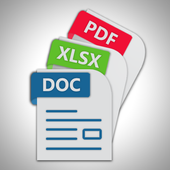 All Documents Viewer: Office Suite Doc Reader icon