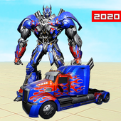 Robot Car Transform 2020 : Robo Wars icon