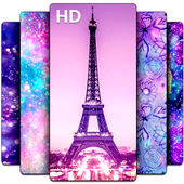 Girly HD Wallpapers & Backgrounds icon