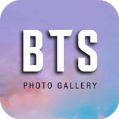 BTS Photo Gallery icon