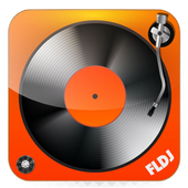 VIRTUAL FLDJ STUDIO - Djing & Mix your music icon