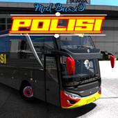 Mod Bussid Polisi Lengkap icon