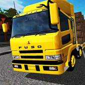 Mod BUSSID : Truck Fuso icon