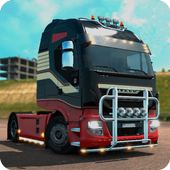 Truck Driver Simulation Game Free 2020 icon