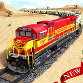 Oil Train Simulator 2019 icon