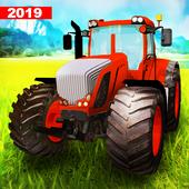Tractor Simulator Games icon