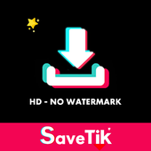 Video Downloader for TikTok - No Watermark SaveTik icon
