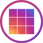 Grid Photo Maker for Instagram - PhotoSplit icon