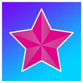 video star⭐ icon