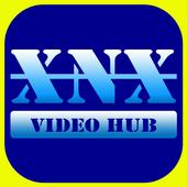 XNX Video Player : XX Videos HD icon