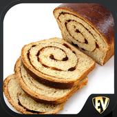 All Bread Recipes Offline icon