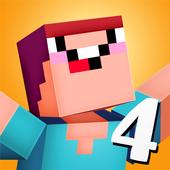 Noob vs Pro vs Hacker 4: Lucky Block icon