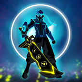 Stickman Master: League Of Shadow - Ninja Legends icon