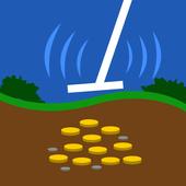 Metal Detector icon