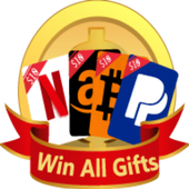 Win All Gifts - Win Free Gift cards & Money icon