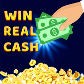 Lucky Win Scratch – Win Real Money for Free icon