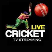 Live Cricet TV Streaming With HD Quality icon