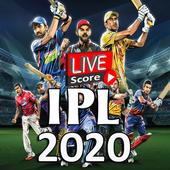 IPL Live cricket 2020 : Live Streaming & Score App icon