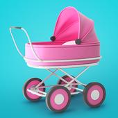 Baby & Mom - Pregnancy Idle 3D Simulator icon