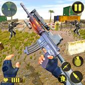 Real Shooting Gun Strike: Counter Attack icon