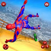 Superhero Robot Speed: Super Hero Game icon