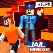 Escape Jailbreak Roblox's Mod: Jail Break icon