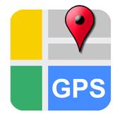 USA GPS Maps My Location icon