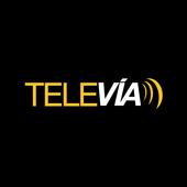 TeleVía icon