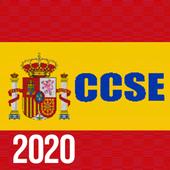 CCSE 2020 Examen Nacionalidad Española icon