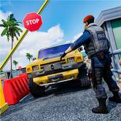 Border Patrol Police Game- Border Force Simulator icon