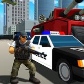 Pixel Gun Strike- Battle Royale 3D & FPS Shooter icon