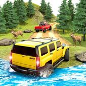 4x4 Mountain Car Driving : Off Road Jeep Games icon