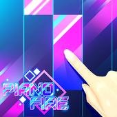 Piano Fire icon