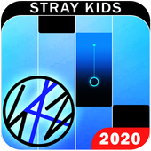 Piano Tiles : Stray Kids Kpop 🎹 icon